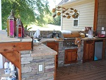 Dalton - Outdoor Kitchden