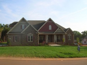 Copper Creek - Inman SC - New Home for Sale