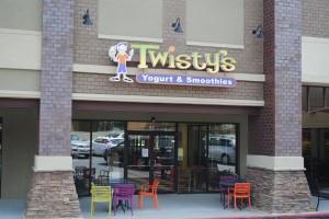 Twisty's Yogurt Remodel